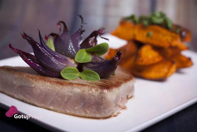 Stek z tuńczyka