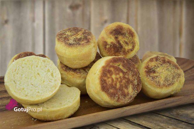 Muffiny Angielskie Bułka Śniadaniowa